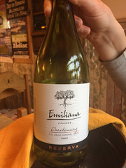 "Punta Arenas: très bon vin blanc chilien ! <a style=""margin-left:10px; font-size:0.8em;"" href=""http://www.flickr.com/photos/127723101@N04/29656853913/"" target=""_blank"">@flickr</a>"
