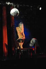 Bella Stripping (Mental Octopus) Tags: woman youngwoman blonde stripper showgirl bargirl striptease tease nude hamburg germany safari sextheater erotic nightlife reeperbahn redlight redlightdistrict sexworker workingpoor socialissue entertainment sex worker