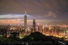 Taipei city view 2016   (*dans) Tags: taipei101 101 taipei taiwan skyscraper 101  sunset dusk twilight twilighttaipei twilighttaipei101 skyline taipeiskyline  cityscape           twtc taipeiworldtradecenter  whotel             taipeidomecomplex taipeidome   nanshanplaza chinatrustbankxinyiheadquarter     elephantmountain xiangshan hiking fourbeastsmountains