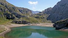 Lake Coldai (Civetta group - Dolomites) (ab.130722jvkz) Tags: italy veneto alps easternalps dolomites mountains civettagroup lakes