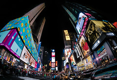 TSQ_Night2 (taketheblueline) Tags: newyorkcity timessquare new york times square night photography