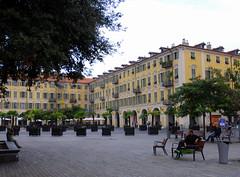 Place Garibaldi, Nice, France. (Roly-sisaphus) Tags: nice southoffrance frenchriviera cotedazure nikond802016dsc1037