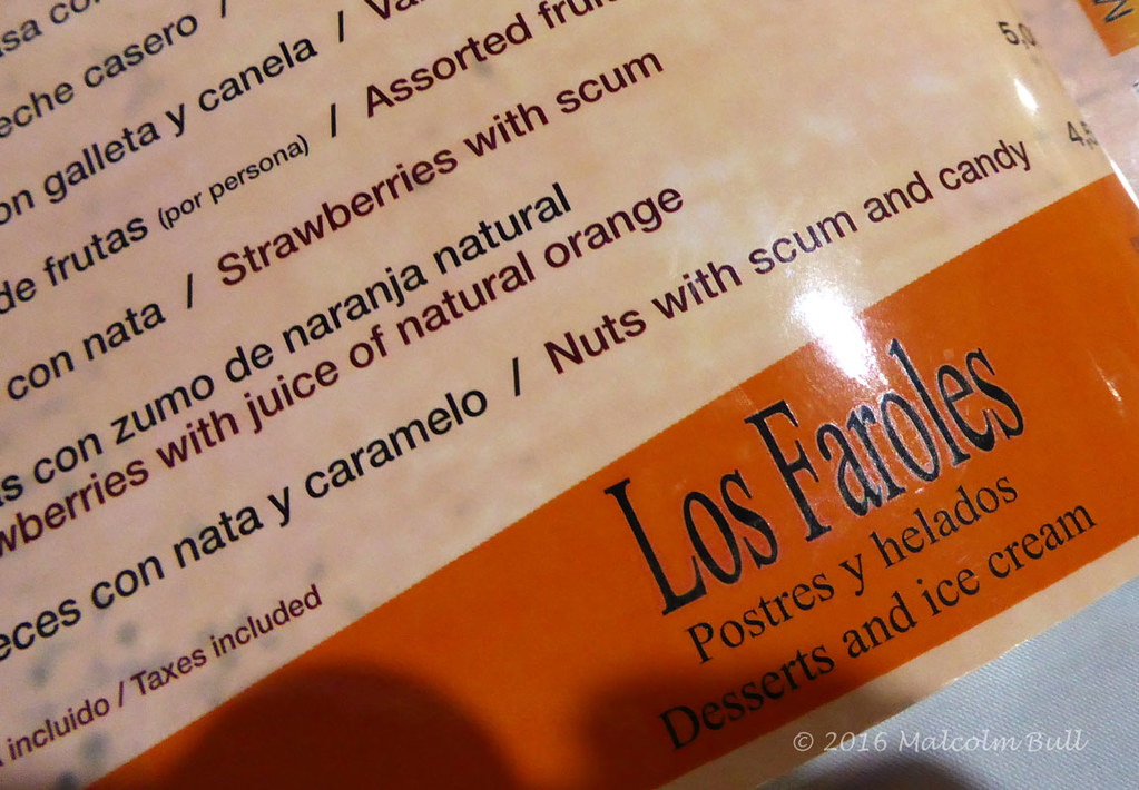 The World's Best Photos of menu and translation - Flickr