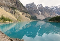 Banff National Park (StevenLPierce) Tags: banffnationalpark banff lake canada alberta canadianrockies reflection mountain mountainlake