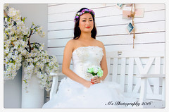 Pre Wedding pics (KC photo spree) Tags: wedding flower asia china hongkong hk beautiful dress weddingdress bride superstar uk unitedkingdom canon 70d 18135mm 70200mm