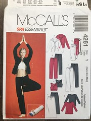 4261 (mrogers1@uw.edu) Tags: spaessentials mccalls knit yogabag hoodie sportsbra 2010s activewear jacket pants lingerie fashionaccessories pajamas