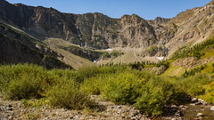 Swiftcurrent Valley Headwall (Robert Wash) Tags: montana mt glaciernationalpark rockymountains swiftcurrentvalley swiftcurrentvalleyheadwall swiftcurrentglacier gardenwall swiftcurrentheadwall