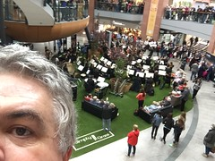 Selfie with Ulster Orchestra at Victoria Square #ulsterorchestra50 (John D McDonald) Tags: selfie self victoriasquare victoriasquarebelfast belfastvictoriasquare victoriasquareshoppingcentre shoppingcentre shoppingmall mall belfast northernireland ni ulster geotagged ulsterorchestra uo ulsterorchestra50 musicians music professionalmusicians iphone iphone6