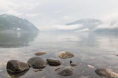 the view on the lake (4) (beeldmark) Tags: landscape landschap meer noorwegen norge norway spiegeling lake reflectie reflection telemark no tinnsj tinnsj tinnsjen smcpentaxda1224mmf4edalif smcpda1224mmf40edalif