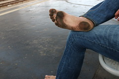 dirty city feet 396 (dirtyfeet6811) Tags: feet soles barefoot dirtyfeet dirtysoles cityfeet