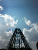Sin rumbo (SeleneOlivaphoto) Tags: sky cielo azul nubes juego infinito feria contraste