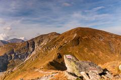 Kierunek - Małołączniak. Na Kopie Kondrackiej (czargor) Tags: tatry nature mountians mountainside tatra mountains czerwone wierchy