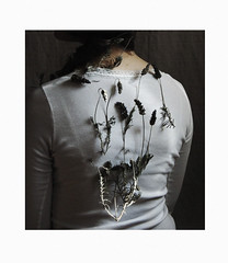 (stardust) Tags: yasmin chica girl back espalda lavanda lavender plants plantas deadnature naturaleza muerta inerte hopeless hybrid