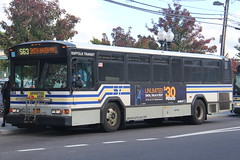 IMG_0642 (GojiMet86) Tags: sct suffolk county transit new york long island bus buses 2005 gillig phantom c21b102n4 5054 s63 division street south ocean avenue patchogue station