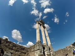 Sic transit gloria mundi (Knarfs1) Tags: rom rome roma ancient city old stadt forum romanum sulen sule