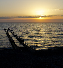 Sochi (gvopros) Tags: landscape sunset sea sochi