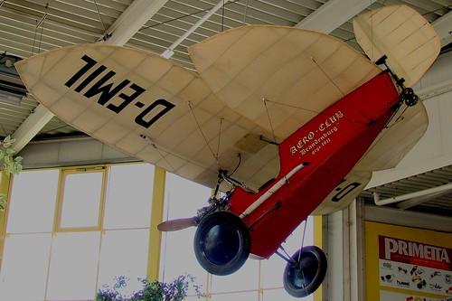 Mignet HM-14 Pou-du-Ciel in Sinsheim