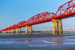 Harry_31242,,,,,,,,,,,,,,,, (HarryTaiwan) Tags:                 yunlin xiluo yunlincounty xiluotownship bridge     harryhuang   taiwan nikon d800 hgf78354ms35hinetnet adobergb