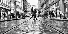 DSC08783 (photoaffaire) Tags: prag praha prague bw blackandwhite moldau tschechien czech republic sonya7 sony a7ii slr magic anamorphot voigtlnder 50mm