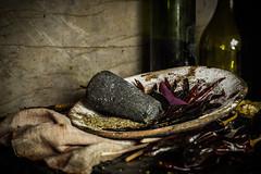 Bodegn I (Valo Alvarez) Tags: chili food foodart driedchili bodegon canon experimental explore practica comida stilllife sabor shadows light mexico mexican tabasco