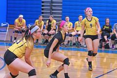 IMG_10389 (SJH Foto) Tags: girls volleyball high school lampeterstrasburg lampeter strasburg solanco team tween teen east teenager varsity dig bump