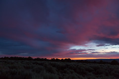 Letting Paint Lose in the Sky (Ken Krach Photography) Tags: newmexico