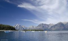 Leeks Marina, Jackson Lake, Grand Tetons National Park [0964] (Chris S. Collison) Tags: leeksmarina jacksonlake grandtetons grandtetonsnationalpark nationalparkservice