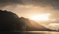 Little Sunshine in the Morning (kevinadam244) Tags: alps alpen morning lake hiking hike flickr mountains mountain outdoor sunrise landscape landschaft capture sunshine sun