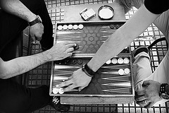 checkers and dice (bostankorkulugu) Tags: checkers dice backgammon tavla tavli malatya turkey game motionblur camel cigarette