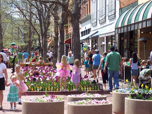 Photo - Pearl Street Mall