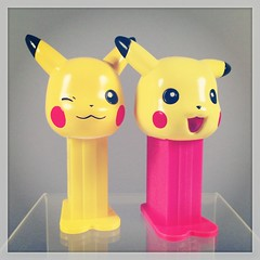Pikachu (WEBmikey) Tags: pez japan toys pokemon instagram