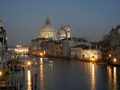 Grand Canal evening
