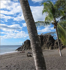 Playa Doña Ana. (ticinoinfoto) Tags: costarica centroamerica oceanopacifico playadoñaana bocadeelbarranca