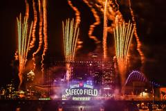_DSC0741 (marilynwe) Tags: 2016 becca chris family marinersgame rebecca safecofield turnerfamily fireworks