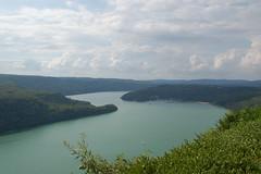 Lac du Vouglans (vue amont)