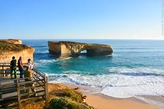 The Great Ocean Road, Australia. (RViana) Tags: australien australie oceania ozeanien ocanie oseania oceanien  bayofislandscoastalpark grandeestradaocenica granderodoviaocenica pacifiocean oceanopacfico