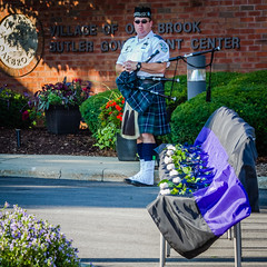 EMERALD SOCIETY OF ILLINOIS (**** j a z z z i ***) Tags: village of oak brook memorial service for 2016 fallen police officers emerald society canon eos 7d illinois butler government center kilts bagpipes irish
