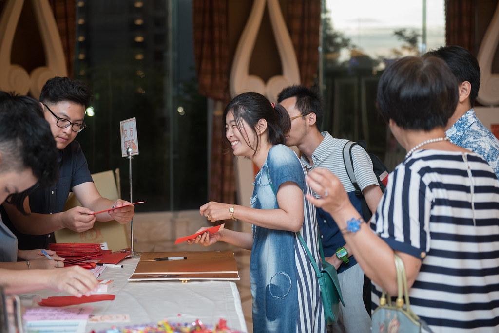 中僑花園飯店婚禮記錄雅琇與紋瑞-87