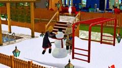 trish_and_dante_are_building_a_snowman_by_dantedevilknight-d861fw2 (Dante x Trish) Tags: devilmaycry relationship pairing      people manga japan anime dmc dante trish devil may cry game dmc4 love hug  capcom videogame fantasy video games gaming gloria