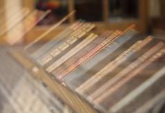 Mon attirance ternelle (Et si, et si ...) Tags: livres vitrine reflet paris balade