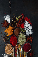 Spices (vokkilaine) Tags: food foodphotography foodporn foodstyling foodphoto spices spice