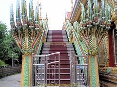 Wat Bang Hua Suea, Moo 8, Phra Pradaeng, Samut Prakan Province, Thailand. (samurai2565) Tags: watbanghuasuea moo8 banbanghuasuea tambonbanghuasuea amphoephrapradaeng samutprakan samutprakanprovince thailand templesinsamutprakan