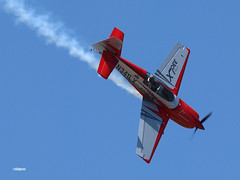 160417_06_NSB_PattyWagstaff (AgentADQ) Tags: new smyrna beach florida skyfest airshow air show airplane plane aerobatic patty wagstaff n341lx