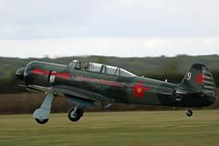 LET Yakovlev C-11  G-OYAK (MUSTANG_P51) Tags: littlegransden let yakovlev c11 goyak