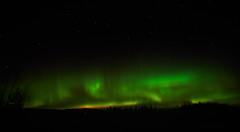 Aurora Borealis 2.10.2016 (A.Hakonen) Tags: sony a6300 aurora auroraborealis finland revontulet stars bigdipper blacksky sonya6300