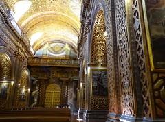 Iglesia de la Compaia de Jess Quito Ecuador 07 (Rafael Gomez - http://micamara.es) Tags: iglesia de la compaia jess quito ecuador el convento san ignacio loyola jesus templo salomon america del sur