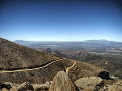 4wd track up the mountain, Crete (neilalderney123) Tags: 2016neilhoward crete greece 4wd landscape safariclub olympus omd