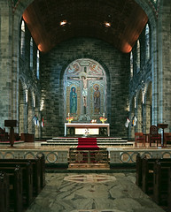 Galway Cathedral 2 (jameskirchner15) Tags: church cathedral galwaycathedral ireland galway marble floor connemara building structure architecture arches romancatholic alter sanctuary artwork