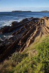 South from Mossy Point (Geoff Main) Tags: australia bay canon6d canonef24105mmf4lisusm coast mossypoint nsw nswsouthcoast rockformations sea seascape