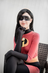 Violet Parr - The Incredibles (adenry) Tags: cosplay costume portrait violet parr incredibles animation